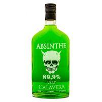 Absinthe Calavera Vert 89.9