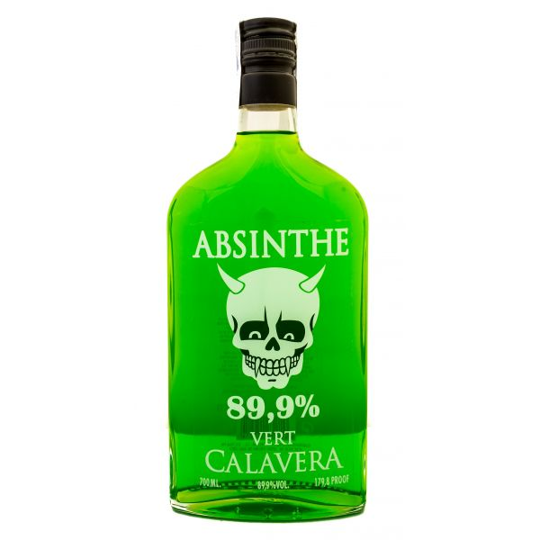 Absinthe Calavera Vert At The Best Price Buy Cheap And With Discount