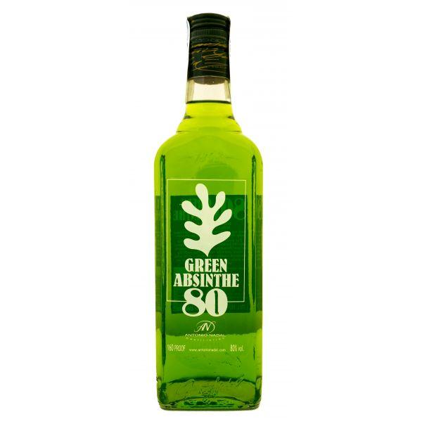 Absinthe Green 80