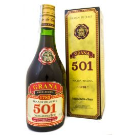 501 Grana Solera Reserva Boxed Bottle