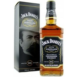 Jack Daniel's Master Distiller Nº1 Boxed Bottle