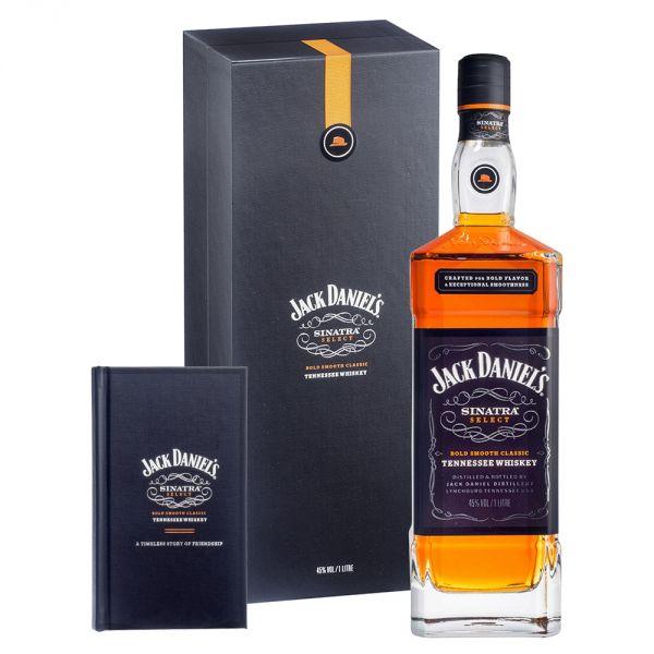 Jack Daniel's Sinatra Select Boxed Bottle