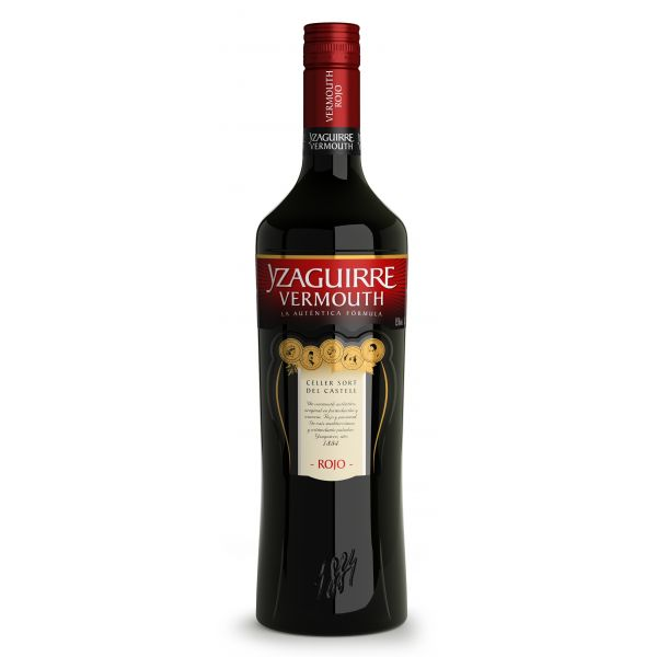 Vermouth Yzaguirre Rojo