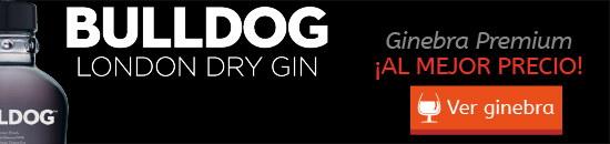 Compra ginebra Bulldog al mejor precio
