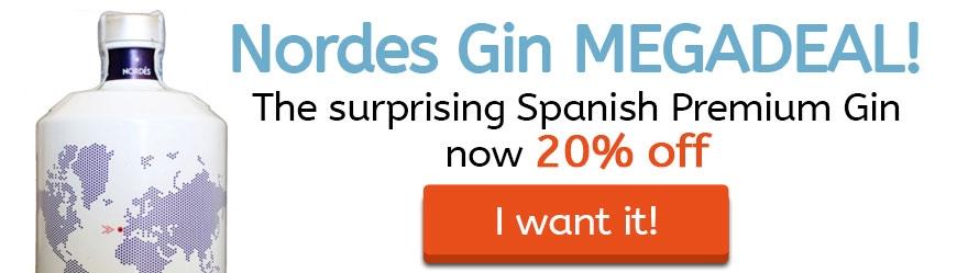 Nordes Gin MEGADEAL