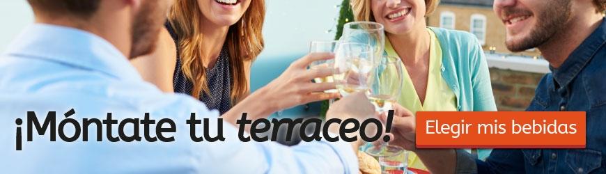 Bebidas de Terraceo