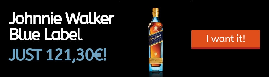 Whisky Johnnie Walker Blue Label Deal: Cheap Prices